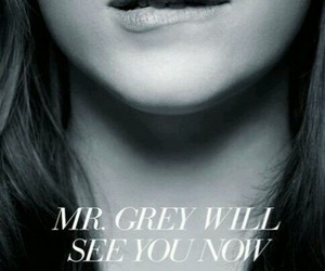 fifty shades of grey, christian grey, and anastasia steele image