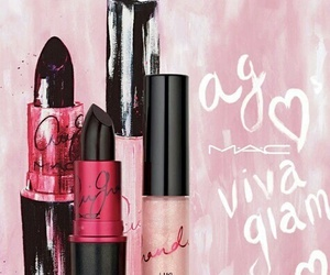 mac, ariana grande, and viva glam image