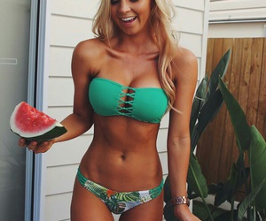 babe, fit, and motivation image
