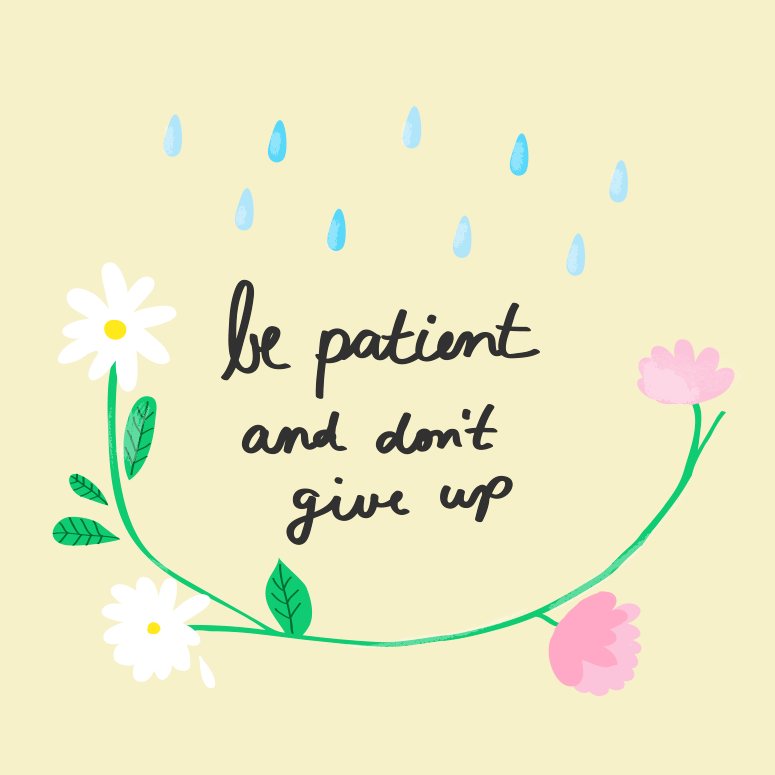 quotes, motivation, and flowers image