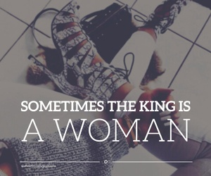 font, heels, and king image