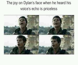 dylan and dylan o'brien image
