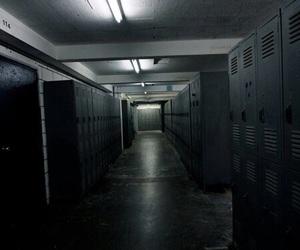dark, school, and grunge image