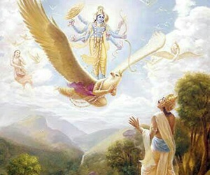 vishnu and narayana image