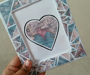 diy and map image