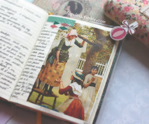 diary, notebook, and дневник image