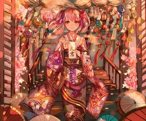 anime and kaname madoka image