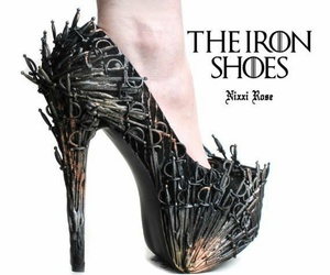 shoes and game of thrones image