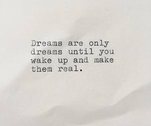 quote, dreams, and frases image