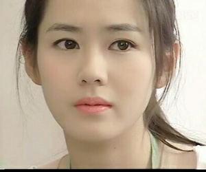 korean actress and son ye jin image