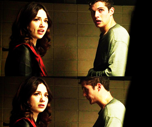 allison argent, teen wolf, and crystal reed image