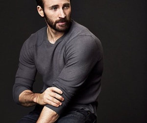 Avengers, chris evans, and OMG image