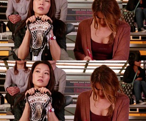 teen wolf, shelley hennig, and arden cho image