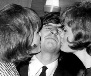 ringo starr, the beatles, and kiss image