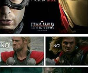 Marvel and thor odinson image