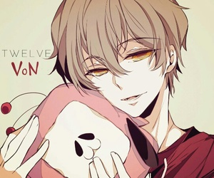 anime, zankyou no terror, and boy image
