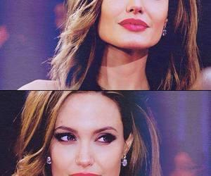 Angelina Jolie, girl, and love image