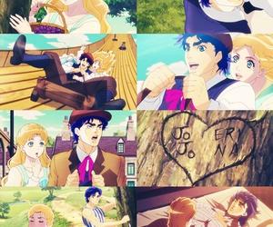 anime, jojo, and shonen image