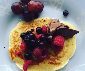 berries, blueberries, and food image