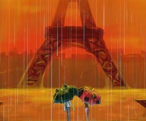 ladybug, Adrien, and paris image