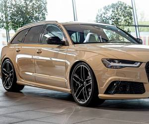 audi, car, and rs6 image