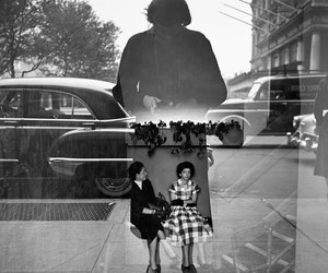 vivian maier, photography, and black and white image
