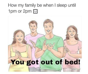 family, true, and funny image