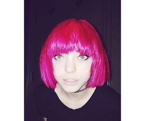 hair, hey violet, and new image
