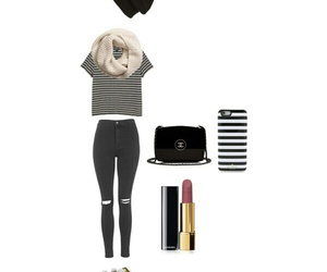 Polyvore, adidassuperstar, and oufits image