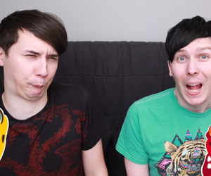 dan howell, phan, and amazingphil image
