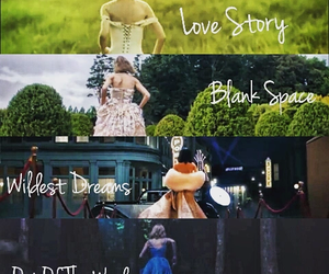 Taylor Swift, blank space, and wildest dreams image