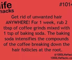 life hacks, hair, and tips image