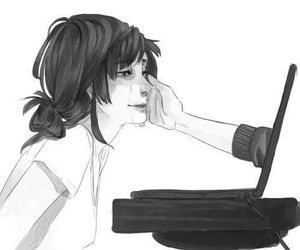 love, distance, and cry image