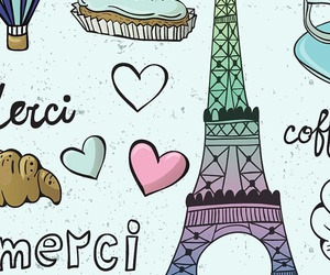 wallpaper, background, and paris image