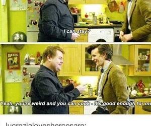doctor who, hufflepuff, and matt smith image