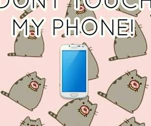 dont touch my phone image