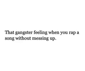 quote, rap, and funny image