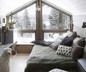 beautiful, bedroom, and glamour image
