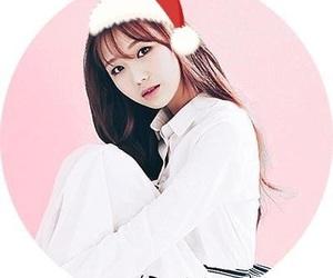 cutie, korean, and santa image