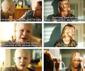 cancer, my sister's keeper, and movie image