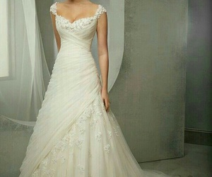 pretty, gorgeous, and dress image