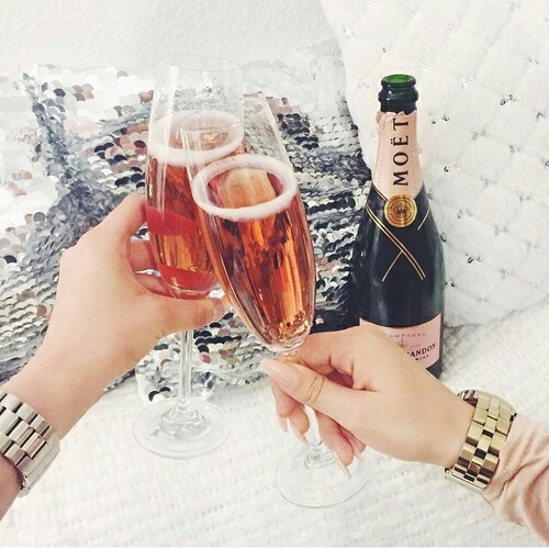 drink, champagne, and alcohol image