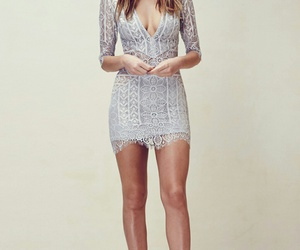 blonde, model, and camila morrone image