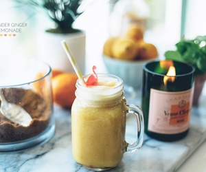 mango, orange, and smoothie image