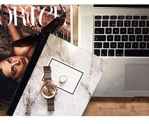 apple, blogger, and fashion image