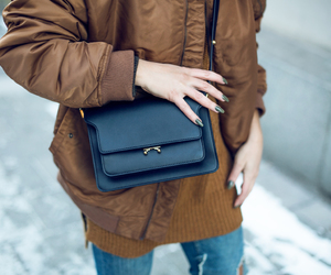 fashion, angelica blick, and bag image
