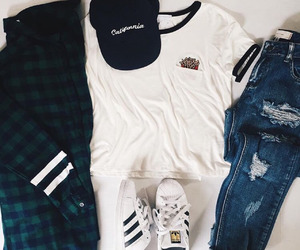 outfit, style, and fashion image
