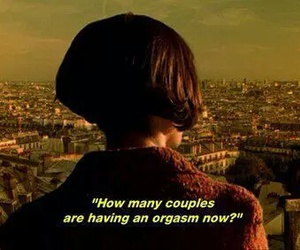 amelie, orgasm, and couples image