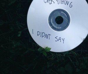 grunge, cd, and music image