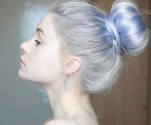 color, fantasy, and hair image